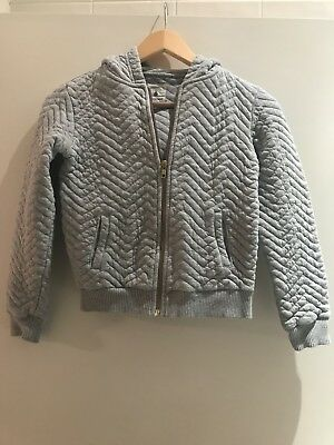 Country Road Kids Hooded Jumper (sz 8)
