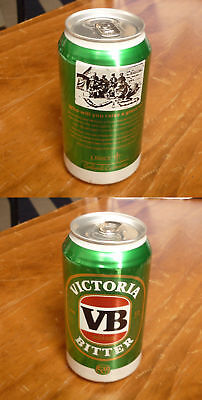 Old Australian Collectable Beer Can, Vb Victoria Bitter Gallipoli Tribute
