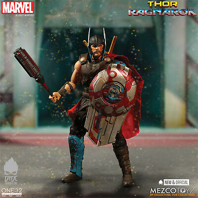 MEZCO - Thor Ragnorak One:12 Collective 1/12 Scale [IN STOCK] • NEW & OFFICIAL •