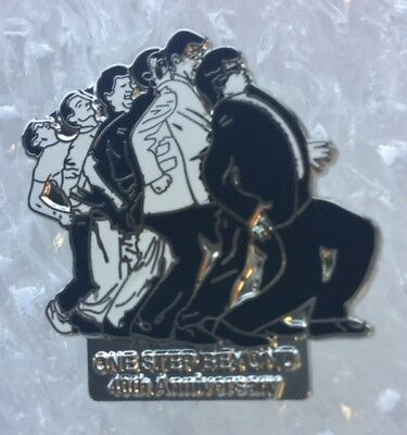 MADNESS ONE STEP BEYOND NUTTY BOYS SKA REGGAE ENAMEL PIN BADGE 40th ANNIVERSARY