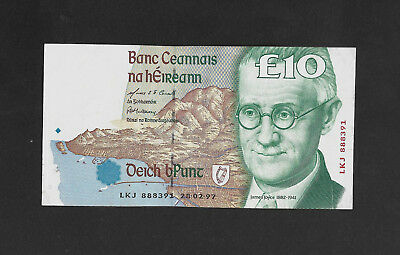 Stock clearance! Space filler or for beginners! 10 pounds 1997 IRELAND