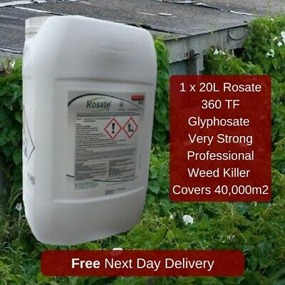 Strong Professional Weed Killer Rosate360 Tf Kill Grass And Broadleaf Weed 20L