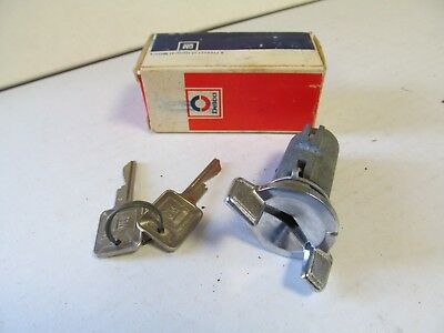 1978-1996 Chevy Olds Pontiac Buick NOS Ignition Switch Lock Cylinder Set D1403B