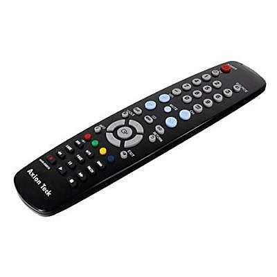 Samsung BN59-00687A Replacement TV Remote Control Black Wireless Very Good