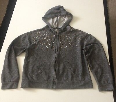 Brand New! Girls Hooded Top Hoodie Size 12