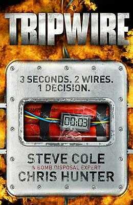Tripwire by Chris Hunter (English) Paperback Book Free Shipping!