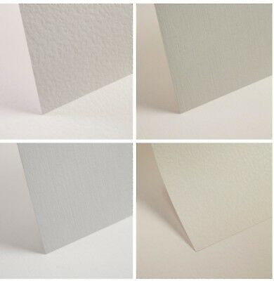 SPECIAL OFFER!!!  40 Sheets of Embossed Paper - 120gsm - White or Ivory