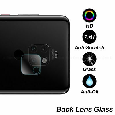 Back Camera Lens Screen Protector Film Tempered Glass For Huawei Mate View 20