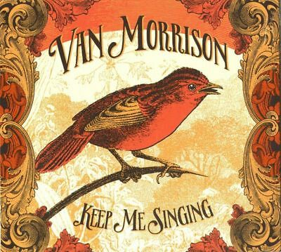 MORRISON VAN - Keep Me Singing