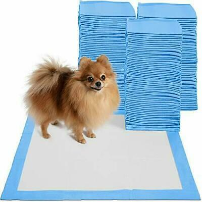 Puppy Pads Dog Pee Pad for Potty Training Dogs & Cats - Large 22 x 22 Doggy Pet