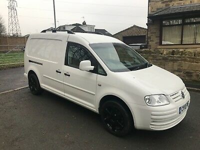 2010 60reg VW CADDY MAXI 1.9 tdi