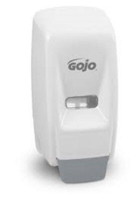 Gojo Soap Dispenser White 800ml Sanitiser ml 903712 CI7212 9037 NEW