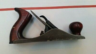 Montgomery Ward Eclipse Wood Plane..tool For Wood Working