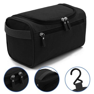 Travel Toiletry Bag Dopp Kit Organizer for Men - Large Waterproof Shaving bags