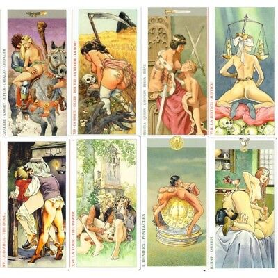 1 x Decameron Tarot Cards  - BNIB manufacture sealed .Last few left