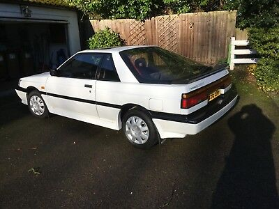 Nissan Sunny 1.6 16V Coupe 1Family Owned Very Low Mileage