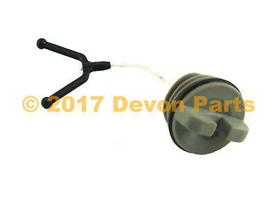 Dp Oil Filler Cap To Fit Husqvarna 50 51 55 136 137 141 142 254 Chainsaw New