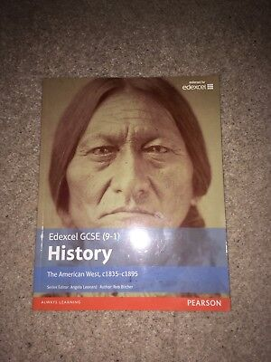Edexcel GCSE (9-1) History The American West, c1835-c1895 Student Book by Rob...