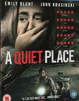 A Quiet Place - Blu-Ray (Emily Blunt)-2018