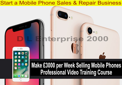 ** | MAKE $3000+ Per Week | Repairing & Selling Smartphones  | **