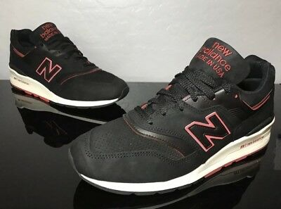 9b0b0fe18a4d New Balance 997 Air Exploration Made In USA Men s Sz 8.5 Black Red  230  M997DEXP