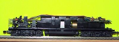 Proto 2000  Chassis (Dcc Plug Equipped) Non Sound Model Works Good.