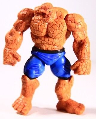 """Marvel Universe Fantastic Four THE THING Loose 3.75"""" Action Figure Hasbro 2011"""