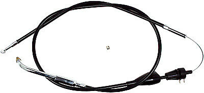 NEW MOTION PRO 06-0363 Black Vinyl Idle Cable with Cruise Control Switch