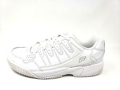 NEW! FILA WOMEN'S Summerlin Court Lace Up Shoes White