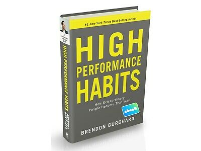 High Performance Habits: How Extraordinary People Become That Way Digital Book