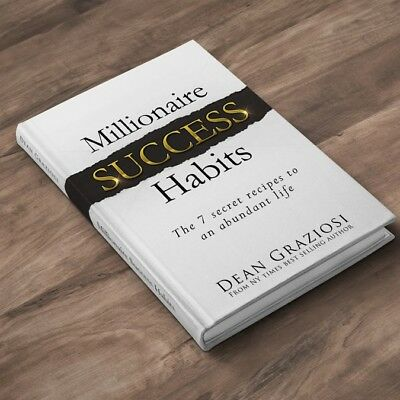 Millionaire Success Habits by Dean Graziosi Digital Book