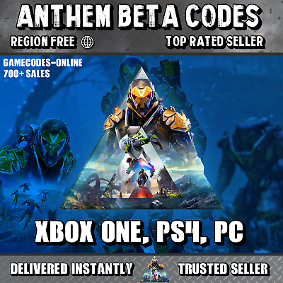 Anthem VIP Demo Access Code Beta[Xbox One, PS4, PC] Instant Delivery