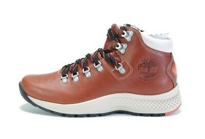0731df06054 TIMBERLAND MEN'S 1978 AEROCORE HIKER WATERPROOF BOOT A1RMA BROWN (msrp:  $160)