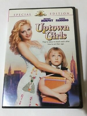 Uptown Girls Dvd 2004 Canadian Widescreen Special Edition