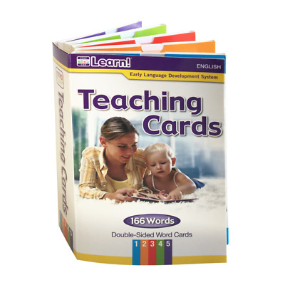Your Baby Can Learn! Teaching Cards