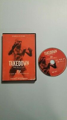 Takedown The DNA Of GSP (DVD, 2014) Georges St-Piere