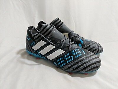 Details about Adidas Men Nemesis Mesi 17.1 FG Cleats Soccer Gray Football Shoes Spike CP9028