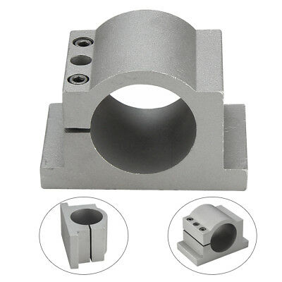 65mm//80mm Dia Spindle Motor Mount Bracket Clamp fit CNC Router Engraver US Stock