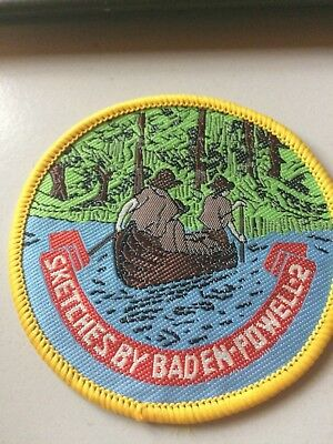 Girl Guides / Scouts Sketches by Baden Powell 2