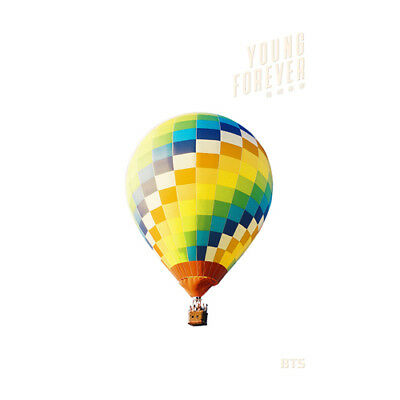 BTS [YOUNG FOREVER] Special Album DAY 2CD+POSTER+Photo Book+Card+GIFT SEALED