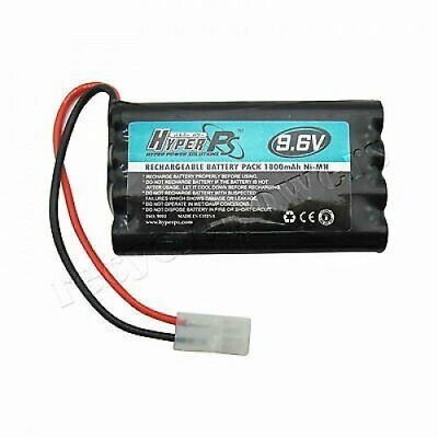 1 pc 9.6V 8*AA 1800mAh NI-MH Rechargeable Battery Pack with Tamiya Plug HyperPS