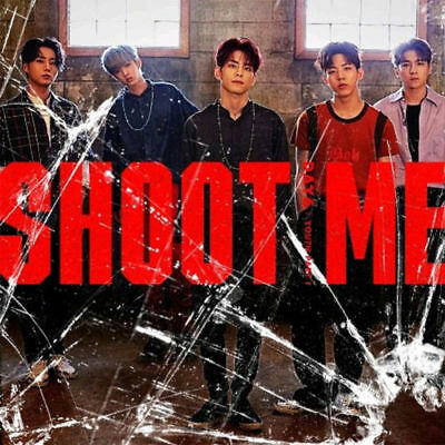 DAY6 [SHOOT ME:YOUTH PART1] 3rd Mini Album 2Ver SET CD+POSTER+Book+Card+etc+GIFT
