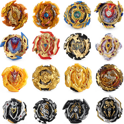 Beyblade Burst B-142 B-139 Limited Gold Edition Toy -Beyblade Only No Launcher