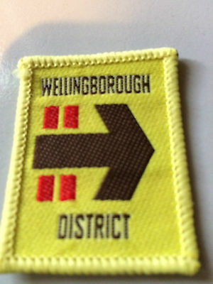 Girl Guides / Scouts Wellingborough District