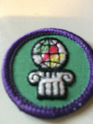 Girl Guides / Scouts Interest 3