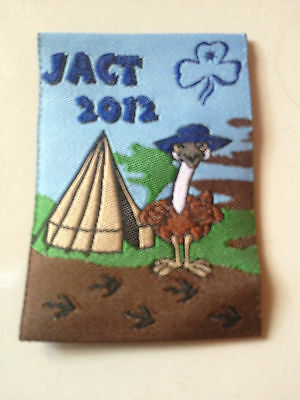 Girl Guides / Scouts JACT 2012 Camping