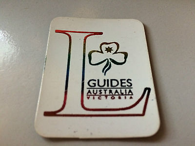 Girl Guides / Scouts Magnets x 2