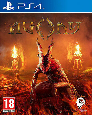 Videogioco PS4 Agony Nuovo Originale Horror ITA per Sony PlayStation 4