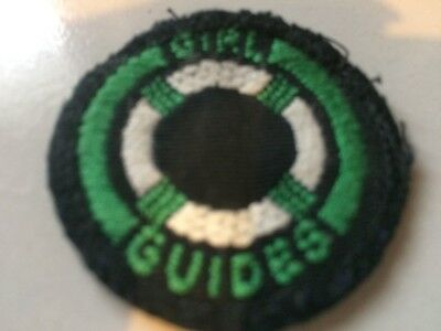 Girl Guides / Scouts Guides Interest Badge 23