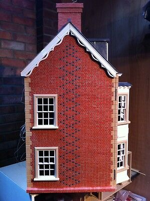 1/12 Scale Weathered Full Slip - Dolls House